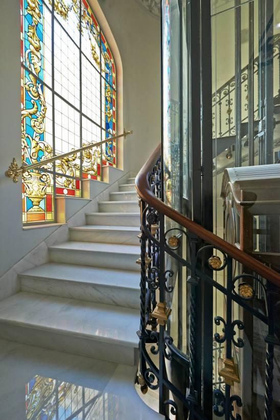Urso Hotel & Spa Interior Design