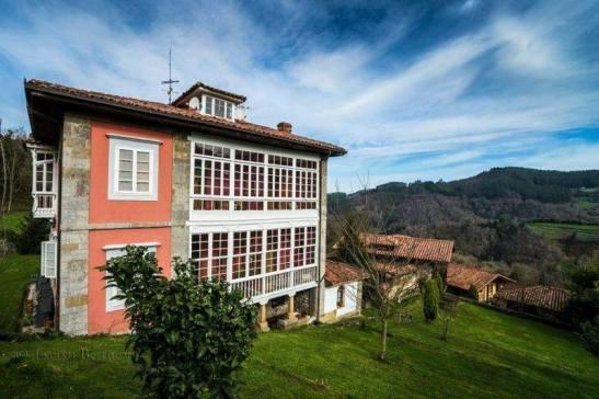Palacio de Libardon, Colunga, Asturias
