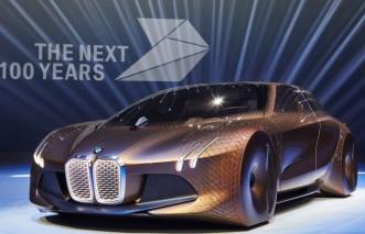 Foto: BMW Next Vision 100 (bmwblog.com)