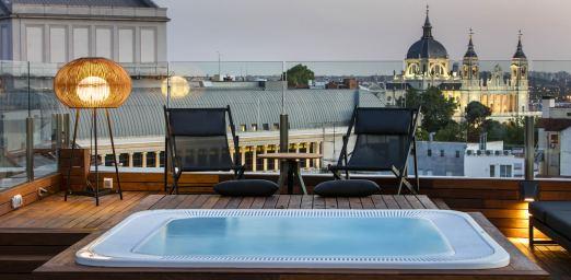 Hoteles de Madrid: Palacio de los Duques