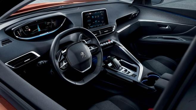 interior peugeot 3008