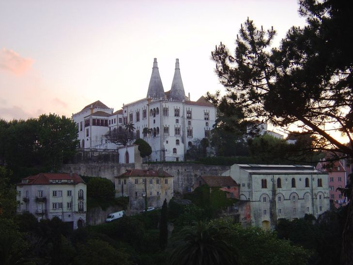 Ruta por Lisboa. Sintra