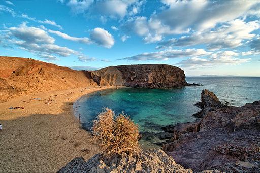 Ruta en coche por Lanzarote